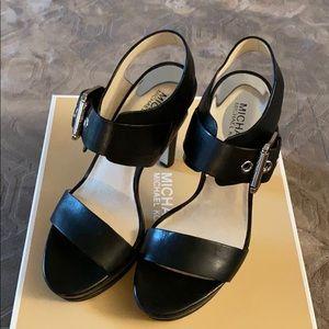 Michael Kors Becca Sandal Platform Heel